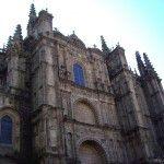 Fachada de la catedral de Plasencia
