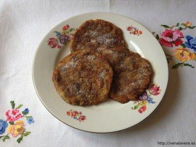 Tortitas de higos secos