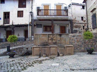Pilón en Torremenga