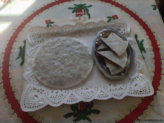 receta de la torta de alfajor