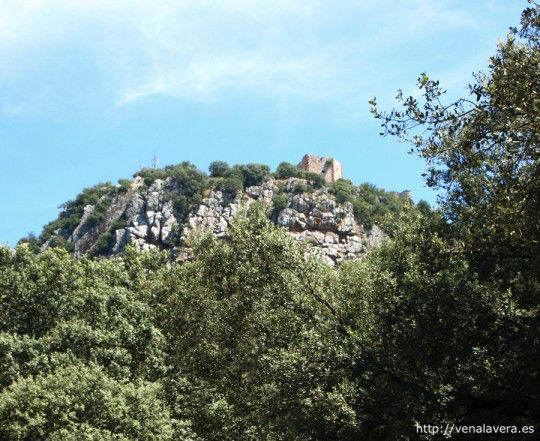 El castillo de Monfrague
