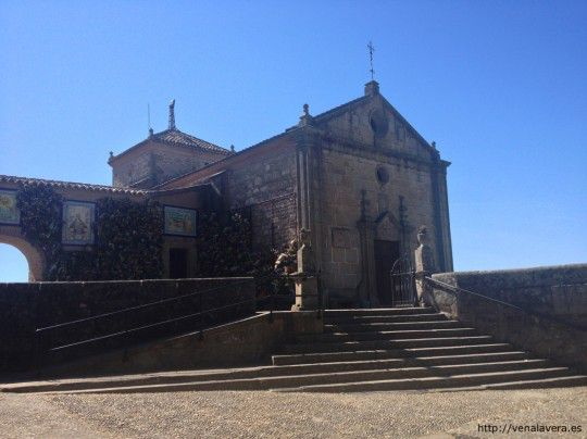Ermita de la Virgen del Puerto