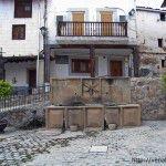 Pilón en Torremenga - turismo rural en La Vera
