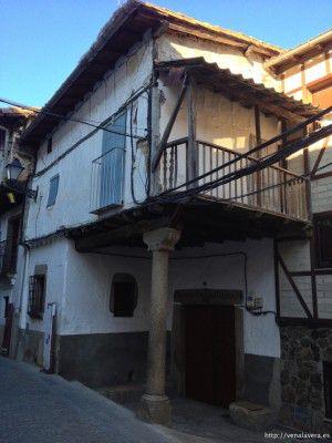 Casa de postas en Garganta la olla