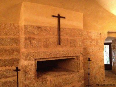 Cripta del Monasterio de Yuste