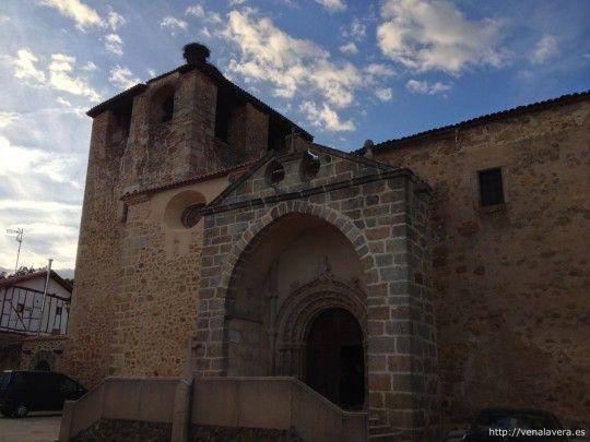 Iglesia de Cuacos de Yuste