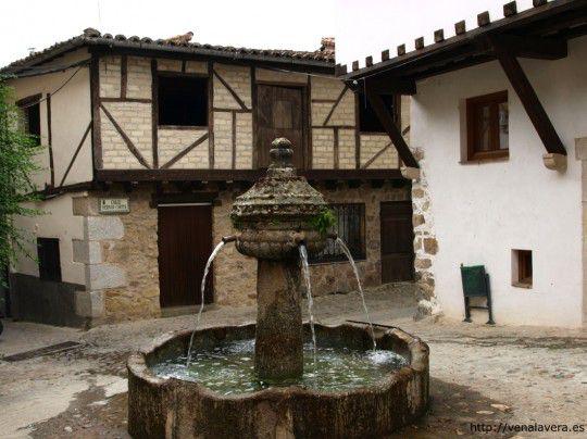 Plaza de la Fuente de los Chorros