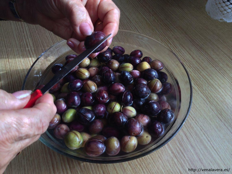 aceitunas griegas receta facil