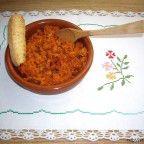 receta de picadillo de calabaza